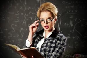 Sexy teacher fantsies