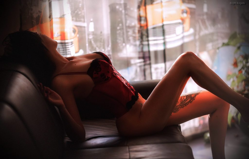 Hot Tattooed women from London escorts