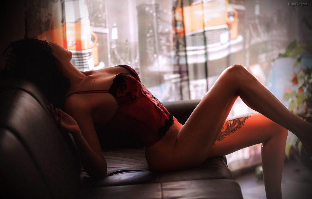 Hot Tattooed women from London escorts